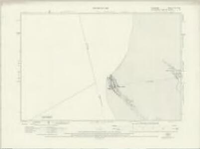 Cheshire XII.NW - OS Six-Inch Map