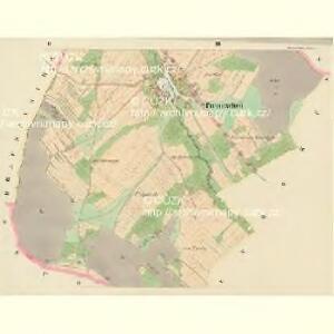Premirschen (Brniřow) - c0509-1-002 - Kaiserpflichtexemplar der Landkarten des stabilen Katasters