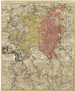 Luxemburgensis Ducatus, tam in ejusdem Minores, quam Principales Ditiones Peraccurate Distinctus