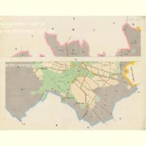 Thonbrun - c7496-3-001 - Kaiserpflichtexemplar der Landkarten des stabilen Katasters