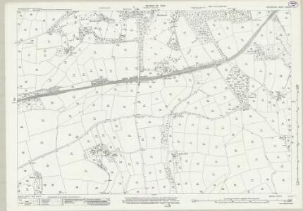 Devon CXXIV.4 (includes: Sparkwell) - 25 Inch Map