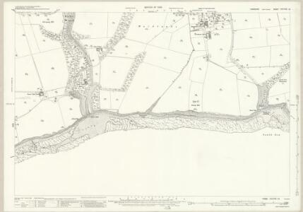 Yorkshire CXXVIII.16 (includes: Bridlington; Flamborough) - 25 Inch Map