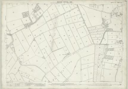 Suffolk XII.13 (includes: Eriswell; Lakenheath; Mildenhall) - 25 Inch Map