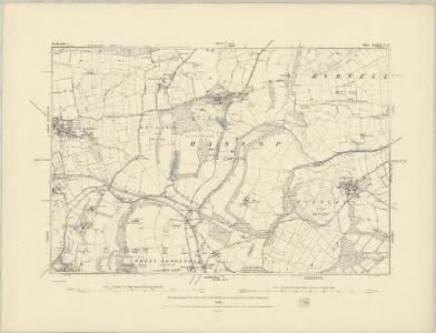 Derbyshire XXIII.NW - OS Six-Inch Map