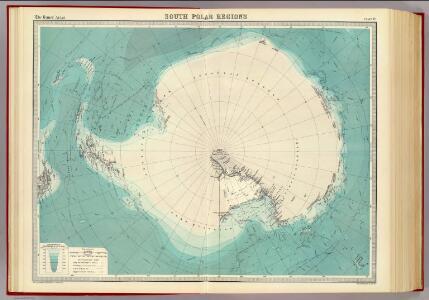 South Polar regions.