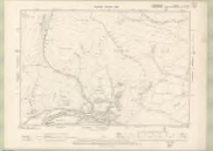 Selkirkshire Sheet III.SW - OS 6 Inch map