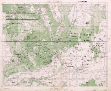 Val D'Assa, Italy: July 24th 1918