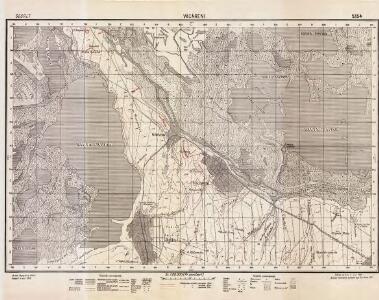 Lambert-Cholesky sheet 5354 (Văcăreni)
