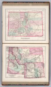 Colorado, Idaho, Montana, and Wyoming.
