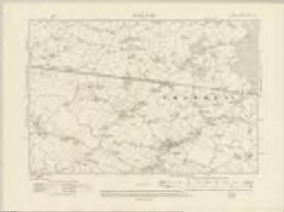 Kent LXIII.NE - OS Six-Inch Map