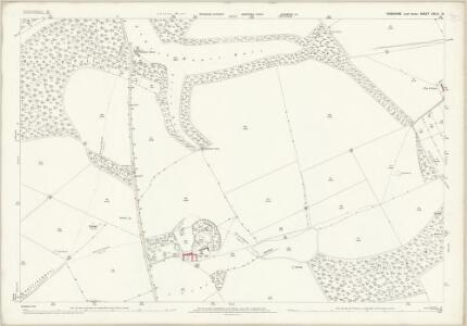 Yorkshire CXLIII.16 (includes: Sledmere) - 25 Inch Map