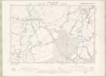 Lanarkshire Sheet XXXVIII.NW - OS 6 Inch map