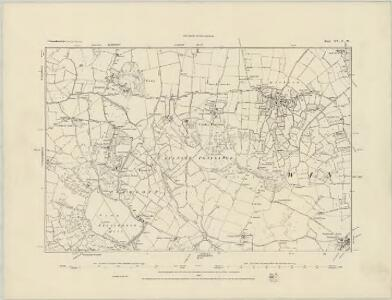 Gloucestershire XX.SW - OS Six-Inch Map