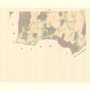Krügsdorf (Woynowice) - m3455-1-004 - Kaiserpflichtexemplar der Landkarten des stabilen Katasters