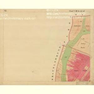 Nikolsburg - m1785-1-008 - Kaiserpflichtexemplar der Landkarten des stabilen Katasters