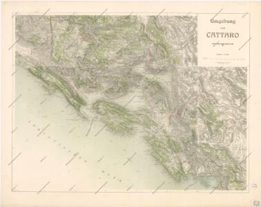 Umgebung von Cattaro