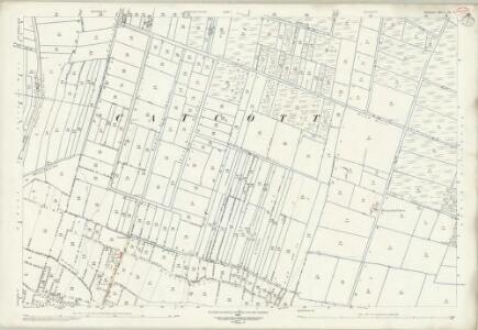 Somerset LI.3 (includes: Catcott; Edington; Shapwick) - 25 Inch Map