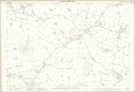 Kent LXIII.11 (includes: Biddenden; Smarden) - 25 Inch Map