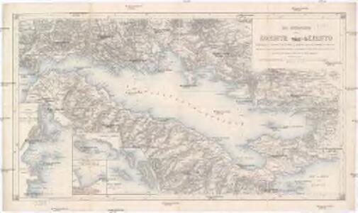 Der Meerbusen von Korinth oder Lepanto