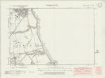 Durham XIV.SE - OS Six-Inch Map