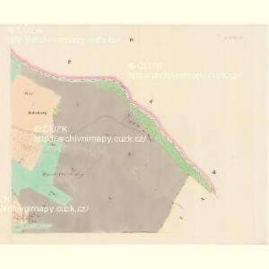 Pleschnitz - c5829-1-004 - Kaiserpflichtexemplar der Landkarten des stabilen Katasters