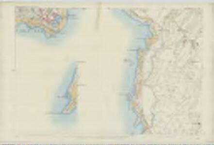 Argyll and Bute, Sheet CXXI.11 (with inset CXXI.6 and CXXI.10) (Kilbrandon) - OS 25 Inch map