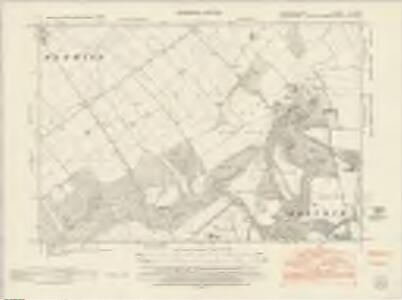 Leicestershire VII.NE - OS Six-Inch Map