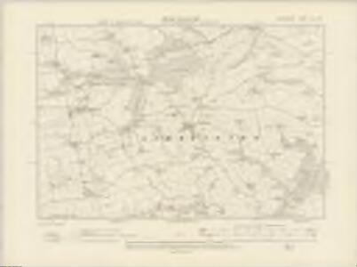 Devonshire XLII.NW - OS Six-Inch Map