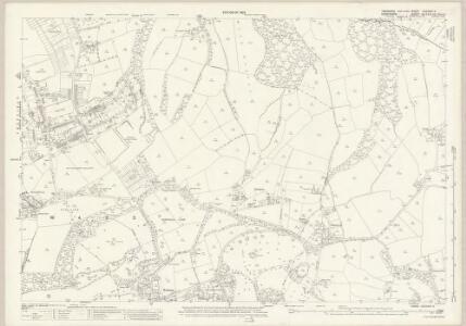 Yorkshire CCXCVIII.4 (includes: Eckington; Sheffield) - 25 Inch Map