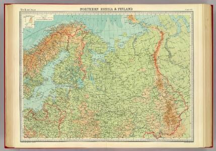 Northern Russia & Finland.
