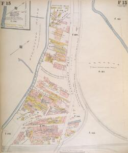 Insurance Plan of London North East District Vol. F: sheet 15