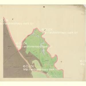 Herda - c4353-2-003 - Kaiserpflichtexemplar der Landkarten des stabilen Katasters