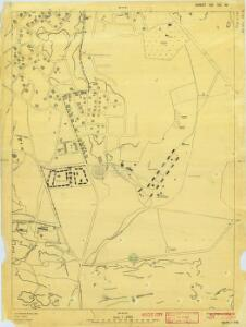 Cyprus 1: 2, 500 (Sheet XXI 55W) 1935a