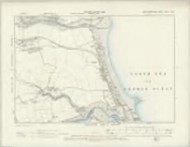 Northumberland LXXIII.NW - OS Six-Inch Map