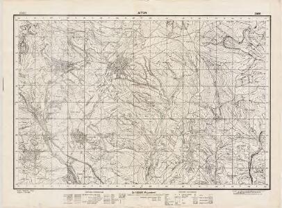 Lambert-Cholesky sheet 3068 (Aiton )