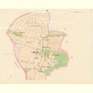 Paulusbrunn - c5672-1-003 - Kaiserpflichtexemplar der Landkarten des stabilen Katasters