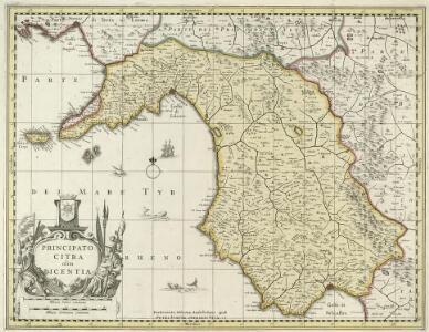 Principato Citra olim Picentia C. P.
