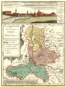 Das Fürstenthum Sagan in Nieder-Schlesien