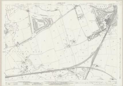 Durham III.16 (includes: Boldon; Jarrow; South Shields) - 25 Inch Map