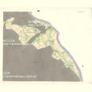Ostrawitz - m2189-1-006 - Kaiserpflichtexemplar der Landkarten des stabilen Katasters