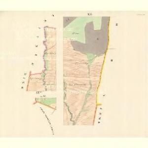 Laucžka - m1610-1-012 - Kaiserpflichtexemplar der Landkarten des stabilen Katasters