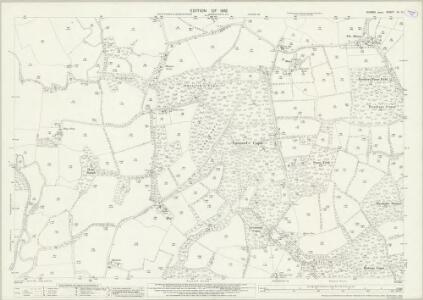 Sussex XII.12 (includes: Billingshurst; Rudgwick) - 25 Inch Map