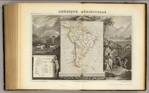 Amerique Meridionale.