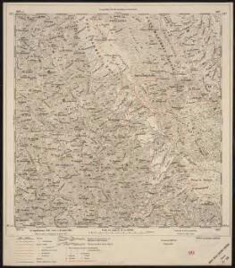 Carta della Colonia Eritrea. Buia