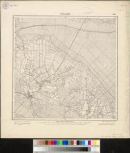 Messtischblatt 1446 : Friesoythe, 1900 Friesoythe