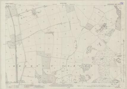 Worcestershire XLVIII.11 (includes: Bredon; Bredons Norton; Eckington) - 25 Inch Map