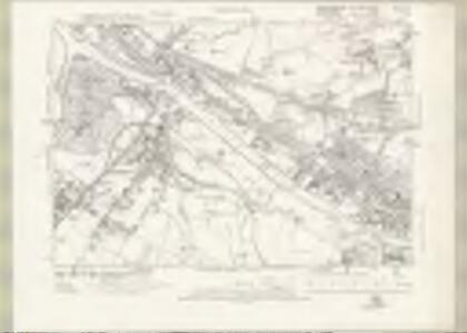 Dunbartonshire Sheet n XXV.NE - OS 6 Inch map