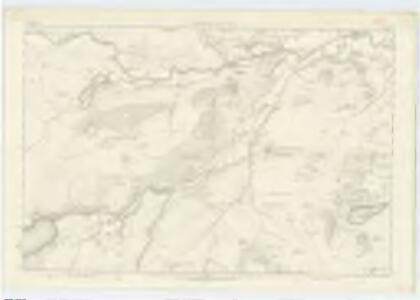 Inverness-shire (Mainland), Sheet CXV - OS 6 Inch map
