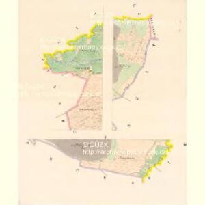 Putzeriet (Pocinovice) - c5861-1-004 - Kaiserpflichtexemplar der Landkarten des stabilen Katasters