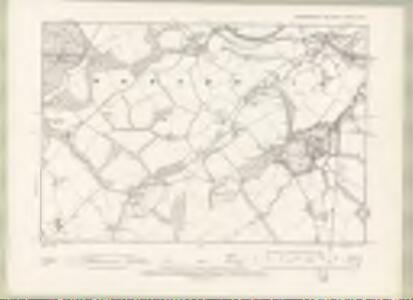 Edinburghshire Sheet XIV.SE - OS 6 Inch map